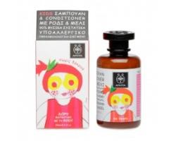 APIVITA Kids Σαμπουάν & Conditioner με μέλι και ρόδι 250ml