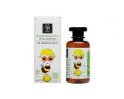 APIVITA Eco-Bio Baby Kids, Απαλό Σαμπουάν με χαμομήλι και μέλι 200ml