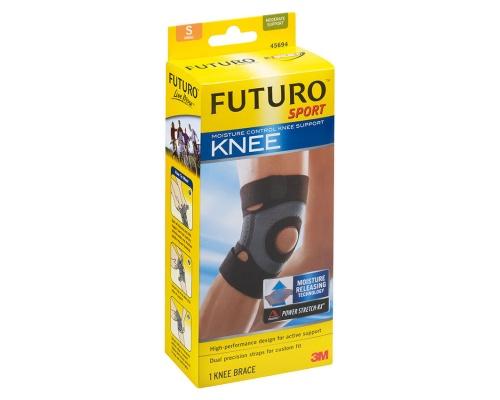 Futuro Sport 45694 Αντιεφιδρωτική Αθλητική Επιγονατίδα Small 1 τεμάχιο