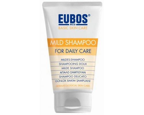 Eubos Mild Shampoo for daily care 150ml, Απαλό Σαμπουάν για καθημερινή χρήση
