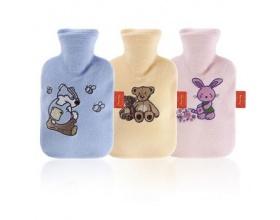 Fashy, Παιδική Θερμοφόρα Με Επενδυση Fleece Cover 0.8 lt