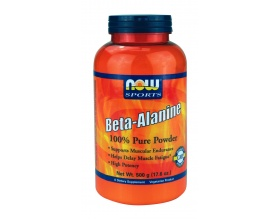 Now Foods Sports Beta Alanine 750mg, Συμπλήρωμα Διατροφής για τη σύνθεση καρνοσίνης, 120 κάψουλες