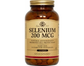 SOLGAR Selenium 200mcg 50caps, Συμπλήρωμα Διατροφής βασικό για την ομαλή ανάπτυξη που μπορεί επίσης να προστατεύσει θετικά από την ανάπτυξη καρδιακών και άλλων εκφυλιστικών παθήσεων