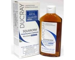 DUCRAY Squanorm Oily Dandruff Shampoo 200ml, Σαμπουάν αγωγής κατα της λιπαρής πιτυρίδας
