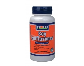 Now Foods Soy Isoflavones 150mg, Συμπλήρωμα Διατροφής για την εμμηνόπαυση, 60 κάψουλες