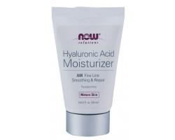 Now Foods Hyaluronic Acid Moisturizer 59ml, Κρέμα προσώπου με υαλουρονικό οξύ για ώριμες επιδερμίδες