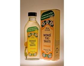 Monoi Tiki Coconut Naturel Tipanie Luxurius 100ml, Λάδι σε γυάλινο μπουκαλάκι για ενυδάτωση προσώπου - σώματος & μαλλιά, με άρωμα Tipanie