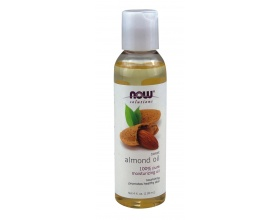Now Foods Sweet Almond Oil 118,3ml, 100% Αγνό Έλαιο απο αμύγδαλο που χρησιμοποιείται για θρέψη, για ενυδάτωση ή μασάζ.