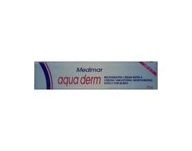 Medimar Aquaderm Cream, Αναπλαστική Απαλυντική & Προστατευτική Κρέμα 30gr