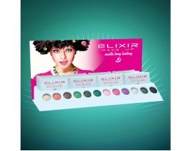 ELIXIR London Lasting Make up 803 Σκιές ματιών Πράσινο/ανθρακί/μπλέ