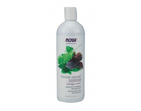 Now Foods Natural Herbal Revival Conditioner 473ml, Μαλακτική κρέμα για κατεστραμένα μαλλιά με σπασμένες άκρες απο το styling