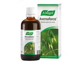 A. Vogel Avenaforce, Συμπλήρωμα διατροφής με φυτικό υδατο-αλκοολικό εκχύλισμα βρώμης ενάντια στο άγχος 100ml