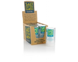 Salt of the Earth Crystal Spring Deodorant, Φυσικός αποσμητικός Κρύσταλλος με 24ωρη δράση 90g