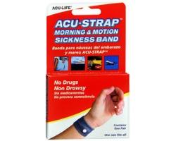 Acu-life Acu-strap, Βραχιόλι για την αντιμετώπιση των συμπτωμάτων της ναυτίας