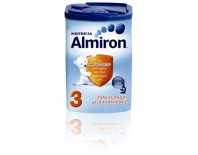 NUTRICIA Almiron 3, Βρεφικό γάλα 10-36 μηνών 800gr