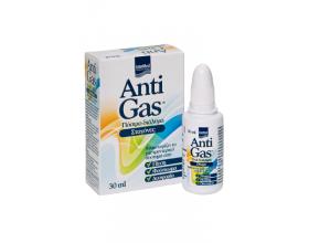 INTERMED AntiGas, Πόσιμο διάλυμα σε σταγόνες για την ανακούφιση του γαστρεντερικού συστήματος 30ml