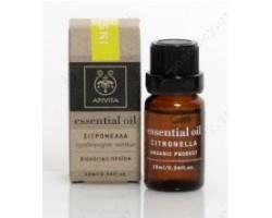 Apivita Essential Oils Αιθέρια  Έλαια  Σιτρονέλλα 10ml