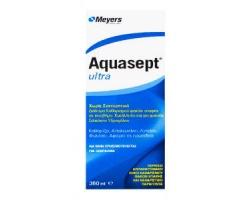 Meyers Vision Care Aquasept Ultra, Διάλυμα καθαρισμού φακών επαφής 360ml