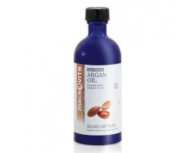 Macrovita Argan oil Έλαιο Αργκάν εμπλουτισμένο με βιταμίνες Ε+G+F 100ml