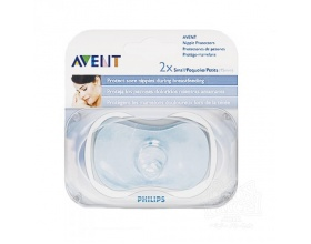 PHILIPS AVENT SCF 156/00, Προστατευτικοί δίσκοι στήθους μέγεθος small 2 τεμάχια