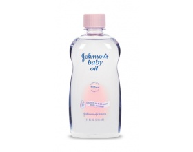 Johnson's & Johnson's, Johnson's Baby Oil, Ενυδατικό Λάδι ιδανικό για μωρά 300ml