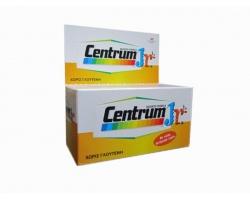 CENTRUM Jr Συμπλήρωμα διατροφής με 12 βιταμίνες και 4 μέταλλα και ιχνοστοιχεία 30 μασώμενα δισκία
