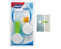 Chicco Safe 6m+, Ασφάλεια γενικής χρήσεως 1τμχ