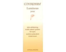 COVERDERM Luminous eye Κρέμα Ματιών 15ml