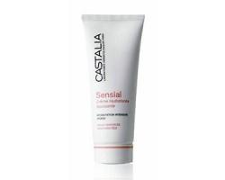 Castalia Sensial Fluid Hydratant Apaisant .Ενυδατική, καταπραϋντική κρέμα προσώπου και λαιμού, 40ml
