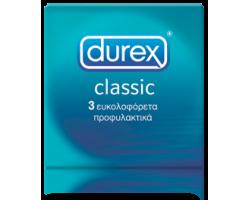 ΠΡΟΦΥΛΑΚΤΙΚΑ Durex Natural Classic 3 τεμ.