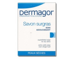 Dermagor Savon Surgras, Ήπιο καθαριστικό για τη φροντίδα του ευαίσθητου και ξηρού δέρματος 150gr