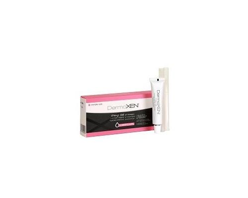 Dermoxen Vitexyl gel Lubricante, Κολπικό λιπαντικό για την ξηρότητα του κόλπου 7 απλικατέρ των 20ml