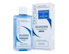 Ducray Squanorm Anti-dandruff lotion 200ml, Λοσιόν αγωγής κατα της πιτυρίδας