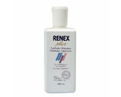 FROIKA Renex Plus, Πισσούχο σαμπουάν για τα προβλήματα των μαλλιών 200ml