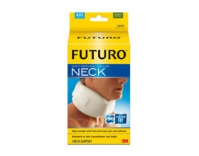 Futuro soft cervical collar neck,  Μαλακό αυχενικό κολάρο One Size (09027) 1 τεμάχιο