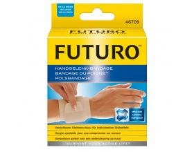 Futuro Περικάρπιο 46709, Βοηθά στη σωστή στήριξη αδύναμων ή τραυματισμένων καρπών 1 τεμάχιο