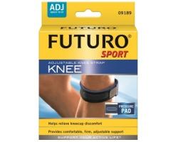 Futuro 09189 Ρυθμιζόμενος επίδεσμος για το γόνατο 1 τεμάχιο