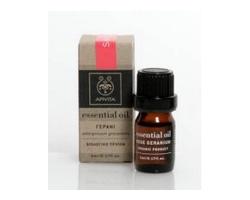 Apivita Essential Oils Αιθέρια Έλαια Γεράνι 5ml