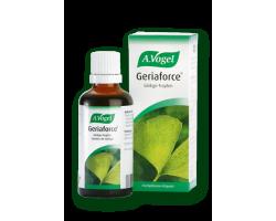 A. Vogel Geriaforce Βάμμα από φρέσκα φύλλα Ginkgo Biloba (γκίνγκο) 50 ml