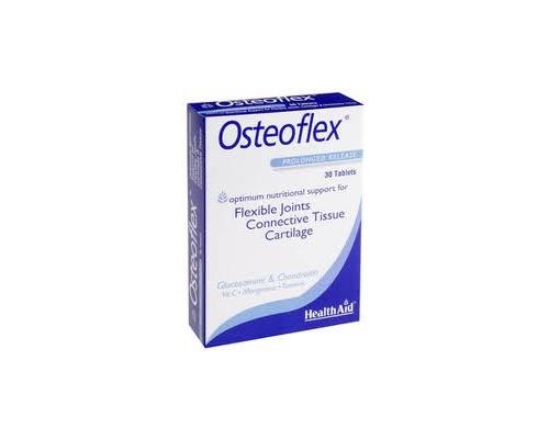 Health Aid Osteoflex, Συμπλήρωμα διατροφής για υγιείς αρθρώσεις και δυνατούς χόνδρους 30 ταμπλέτες