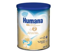 Humana HA no 2, Υπο-αλλεργικό γάλα βρεφικής ηλικίας κατάλληλο για βρέφη μετά των 6ο μήνα 400gr