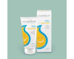 Hydrovit Healthcare Baby Body Milk Target, Παιδικό γαλάκτωμα για καθημερινή ενυδάτωση της ευαίσθητης επιδερμίδας 150ml