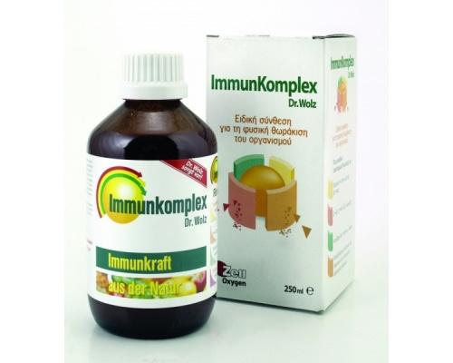 Power Health Immunkomplex  Συμπλήρωμα διατροφής για υγιές ανοσοποιητικό, 250ml