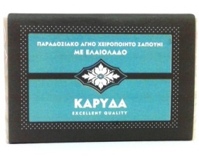 Novomed ΑΙΘΕΡΙΟ, Χειροποίητο σαπούνι με Καρύδα Καταπολεμά τους μύκητες Ιδανικό για την ξηρή πιτυρίδα και το έκζεμα 100γρ