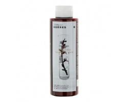Korres Σαμπουάν για Ξηρά/Αφυδατωμένα Μαλλιά με Αμύγδαλο & Λινάρι 250ml