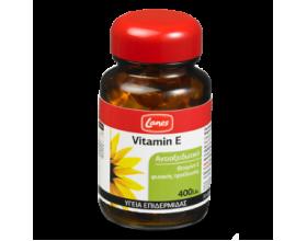 Lanes Vitamin E 400 i.u. Συμπλήρωμα διατροφής με αντιοξειδωτικά και βιταμίνη Ε φυσικής προέλευσης 30 κάψουλες