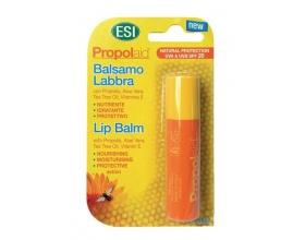 Esi Propolaid Lip Balm spf20 Stick χειλιών με πρόπολη, βιταμίνη Ε και tea tree oil για φυσική προστασία της ευαίσθητης περιοχής των χειλιών από σκασίματα 5.7ml