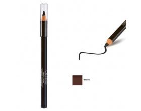 La Roche Posay RESPECTISSIME SOFT EYE PENCIL, Εξαιρετικά μαλακό μολύβι ματιών που δημιουργεί απαλές, έντονες & εύπλαστες γραμμές στα βλέφαρα, Τονίζει & φωτίζει τα μάτια, Σε απόχρωση Brown (Καφέ), 1.0gr