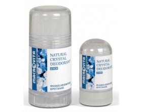 MACROVITA Natural Crystal Deodorant Stick, φυσικός αποσμητικός κρύσταλλος 120γρ