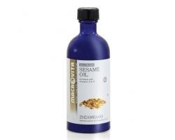 MACROVITA Sesame Oil, Σησαμέλαιο ψυχρής πίεσης 100ml
